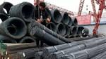 Nhập khẩu thép của Trung Quốc tăng trong năm 2021