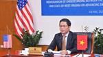 Lễ ký kết trong lĩnh vực Kinh tế- TM- Năng lượng giữa Bộ Công Thương và Bang West Virginia