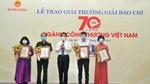 Lễ trao Giải báo chí 70 năm ngành Công Thương