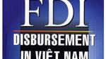 Bốn tháng đầu năm 2016 vốn FDI thực hiện tăng 12%