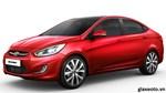 Bảng giá xe ô tô Hyundai tháng 3/2017 mới nhất tại Việt Nam