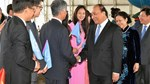 Thủ tướng Nguyễn Xuân Phúc tới New York, bắt đầu thăm chính thức Hoa Kỳ