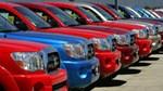 Tiêu thụ ô tô đã nhích tăng