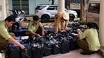 Quảng Bình- Bắt giữ rượu ngoại và thuốc lá nhập lậu quy mô lớn