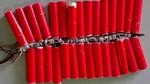 Quản lý thị trường Nghệ An bắt giữ 170,8kg pháo nổ