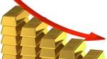 Giá vàng, tỷ giá 23/4/2018: Vàng tiếp tục giảm