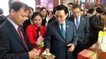 Phó Thủ tướng Vương Đình Huệ dự khai trương Hội chợ CAEXPO 2018