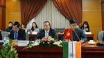 Kỳ họp lần thứ 4 Tiểu ban Thương mại hỗn hợp Việt Nam - Ấn Độ