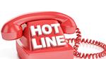 Thông báo về đường dây nóng của lực lượng quản lý thị trường