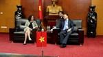 Thúc đẩy thương mại song phương giữa Việt Nam và Uruguay