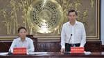 Bộ trưởng Trần Tuấn Anh làm việc với Lãnh đạo tỉnh Bạc Liêu