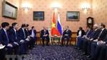 Các hoạt động của Lãnh đạo Bộ Công Thương tại Liên bang Nga