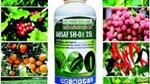 Nhập khẩu thuốc trừ sâu và nguyên liệu 5 tháng năm 2021 tăng 33%