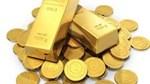 Giá vàng chiều ngày 15/10/2021 thế giới và trong nước cùng giảm