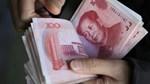 Trung Quốc: Nợ xấu giảm, áp lực chảy vốn dịu bớt