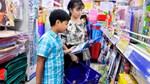 Co.opmart giảm giá mạnh đồng phục, dụng cụ học tập phục vụ mùa tựu trường