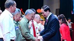 Tiếp tục tăng cường sự lãnh đạo của Đảng đối với công tác người có công với cách mạng