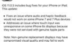 Apple phát hành 4 bản cập nhật iOS 11 chỉ trong 1 tháng
