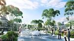 FLC Lux City Quy Nhơn: Phố đi bộ kết nối không gian tiện ích