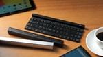 LG giới thiệu bàn phím bluetooth có thể cuộn lại được