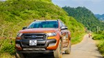 Trải nghiệm Ford Ranger mới trên cao nguyên Mộc Châu (P1)