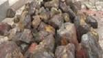 Giá quặng sắt tại Trung Quốc giảm trở lại từ mức cao kỷ lục