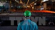 Iran trở thành nhà sản xuất thép lớn thứ 13 trên thế giới
