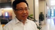 Phó Thủ tướng: Các hiệp định thương mại sẽ tạo đà cho phát triển