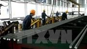 Giá thép dự báo tăng do giá nguyên liệu tăng