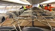 Hàng không chuyển máy bay sang chở hàng