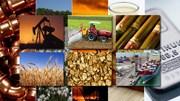 Hàng hóa TG sáng 21/6: Cà phê và đường tăng, vàng giảm, dầu biến động thất thường