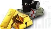 Hàng hóa TG sáng 24/4/2019: Giá dầu tăng mạnh, vàng giảm sâu