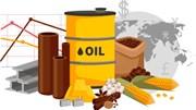 Hàng hóa TG sáng 20/11/2019: Giá dầu giảm, kim loại tăng