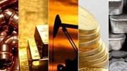 Hàng hóa TG sáng 26/4/2019: Giá dầu,vàng và cà phê cùng giảm