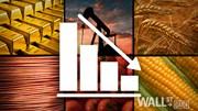 Hàng hóa TG sáng 17/10: Dầu tăng, những hàng hóa khác giảm