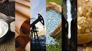 Hàng hóa TG sáng 22/5/2019: Giá sắt thép tăng, vàng và cà phê giảm, dầu biến động thấ
