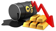 Hàng hóa TG tuần tới 27/3/2020: Giá dầu giảm, vàng tăng