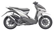 """Honda """"thai nghén"""" xe ga mới cho dân phượt"""