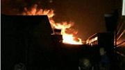 Lại nổ lớn ở Thiên Tân, Trung Quốc