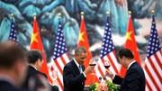 Mỹ tạm ngừng chính sách xoay trục về châu Á?