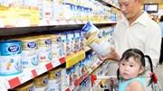 Tiếp tục công bố giá bán lẻ 6 sản phẩm sữa cho trẻ dưới 6 tuổi