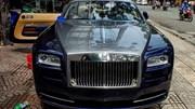 Chi tiết Rolls-Royce Wraith thiếu gia Phan Thành mới tậu