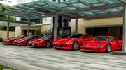 Dàn siêu xe của tỷ phú Singapore