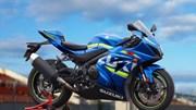 Siêu môtô GSX-R1000 2017 giá từ 14.600 USD