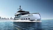 Du thuyền 300 tỷ với thiết kế mang phong cách Porsche