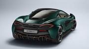 Làm quen với McLaren 570GT chỉ có 6 chiếc được sản xuất trên toàn thế giới
