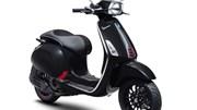 Vespa Sprint thêm bản màu carbon tại Việt Nam