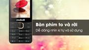 Điểm danh 5 mẫu điện thoại 'tối giản' dễ sử dụng, giá dưới 500.000 đồng
