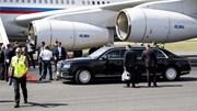 Cận cảnh 2 chuyên xa mới lần đầu hộ tống Tổng thống Nga Putin