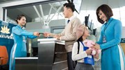 Trẻ em, học sinh giỏi được đi máy bay miễn phí